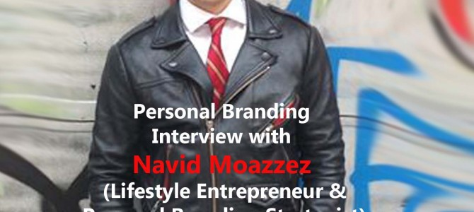 Navid Moazzez on Why Personal Branding?