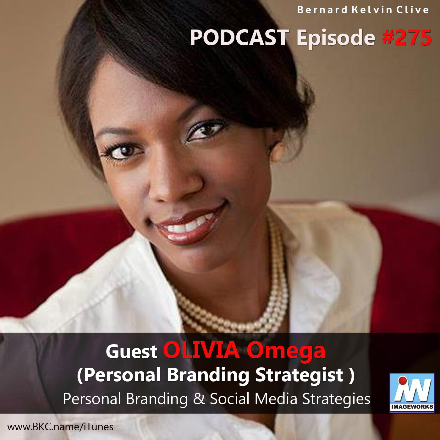 Personal Branding: Attract or Repel with Olivia Omega