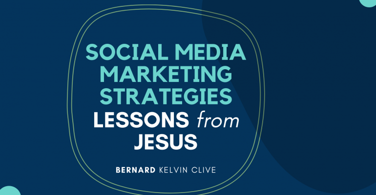 Social Media Marketing the Jesus Way
