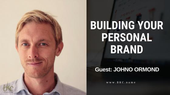 branding with johno ormond