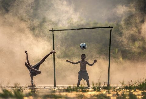 children-soccer