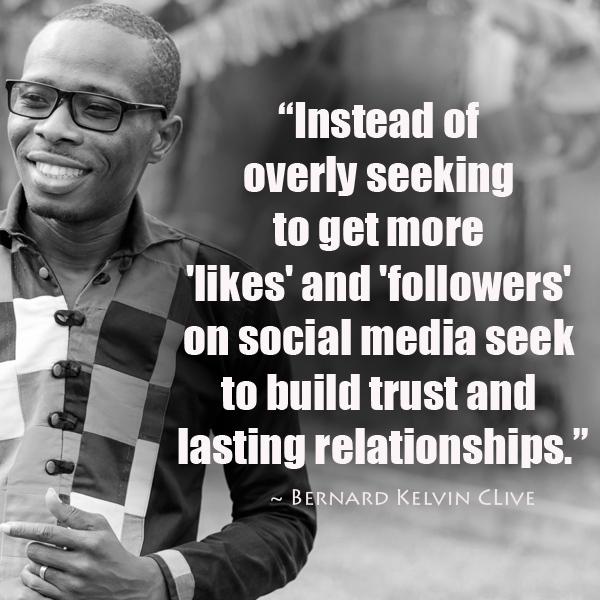 Social Media Quotes Entrancing Quotes  Bernard Kelvin Clive