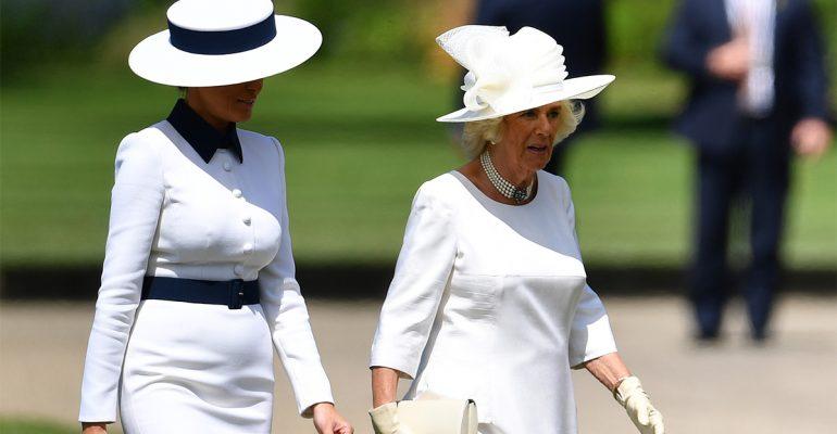 melania-trump-lodnon-outfit-white-dress-t
