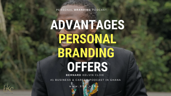 Benefits of personal branding - podcast