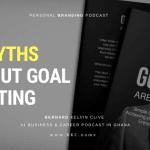 Goal Setting Myth
