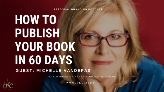 Book Publishing - Michelle Vandepas