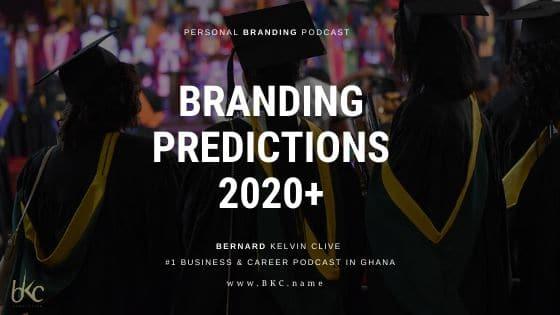 Branding predictions 2020