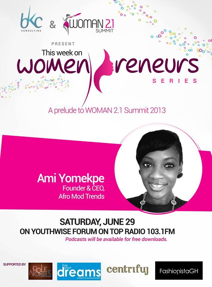 womenpreneurs series